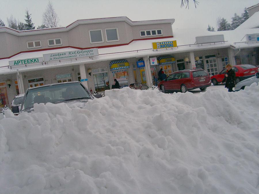 suomessa matkailu Lapua
